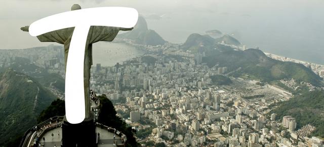 Eigene Corporate Font für Olympischen Spiele 2016 in Rio